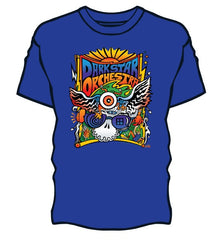 Dark Star Orchestra® Fall Tour West 2013 Tour T-Shirt