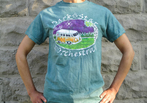 Dark Star Orchestra® Mens VW Bus Batik