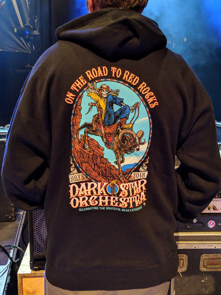 DSO Road to Red Rocks Hoodie