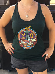 20th Anniversary Ladies Racer-Back Tank Top