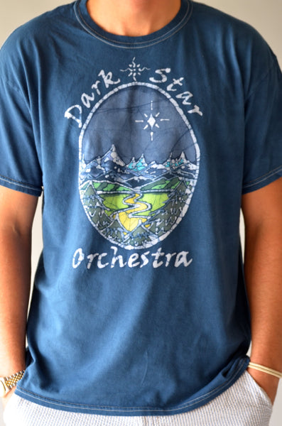 Dark Star Orchestra® Men's Mountain Batik