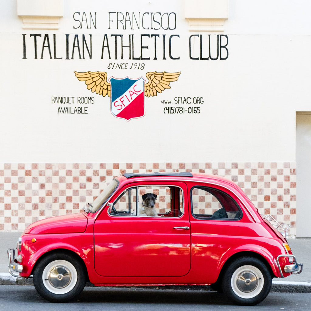 Style Review  1974 Fiat 500