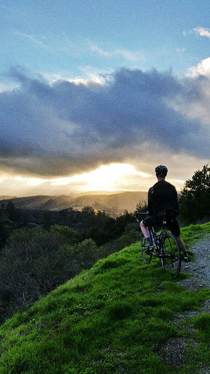 Sunset Cycling California