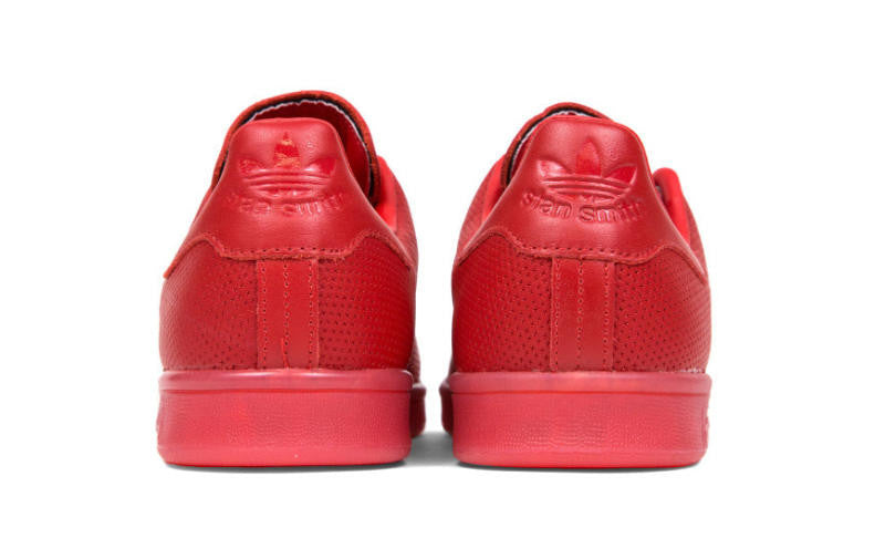 Style Review: adidas Stan Smith Reds – Parker Dusseau