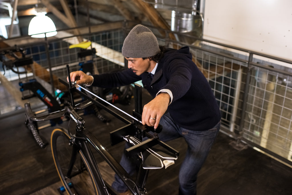 Metier Seattle Cycling Bike Fit