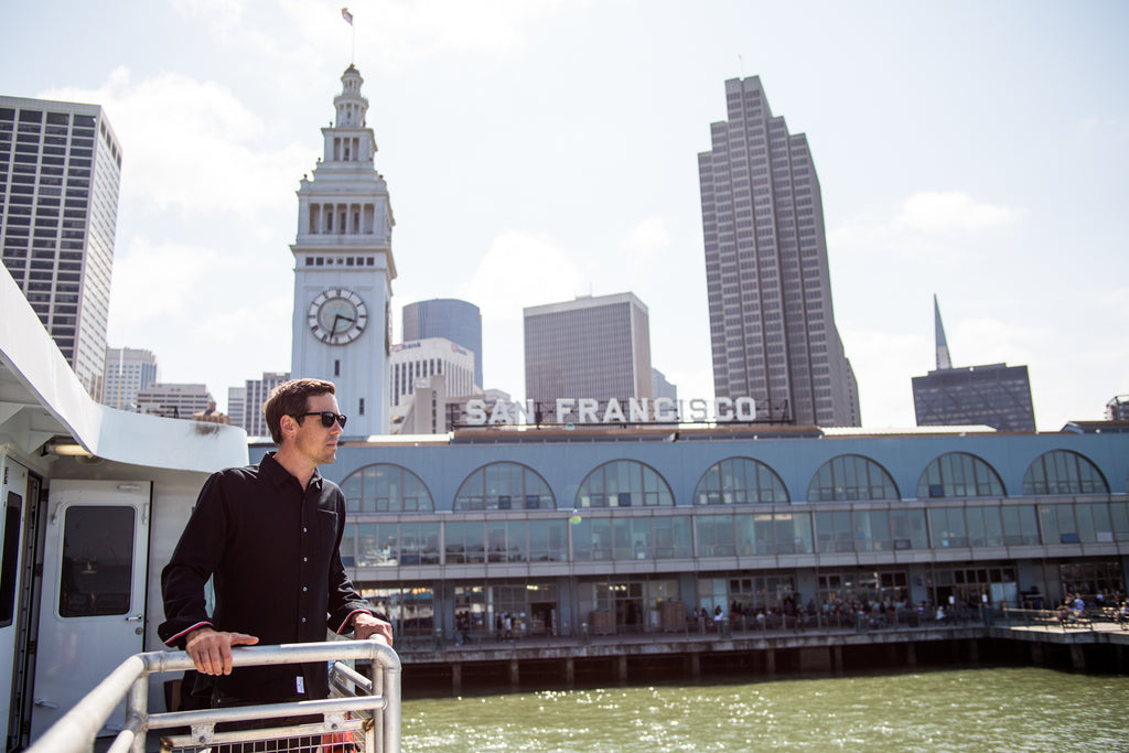 Parker Dusseau Fall 2014 Lookbook - 100% Merino Classic Workshirt