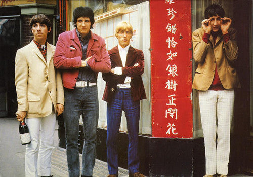 Air Tie Style Music The who Fashion
