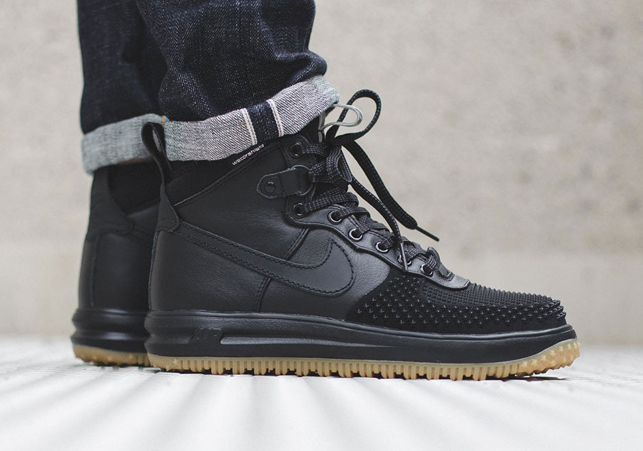 Parker Dusseau Style Review Nike Air Force One Duck Boot