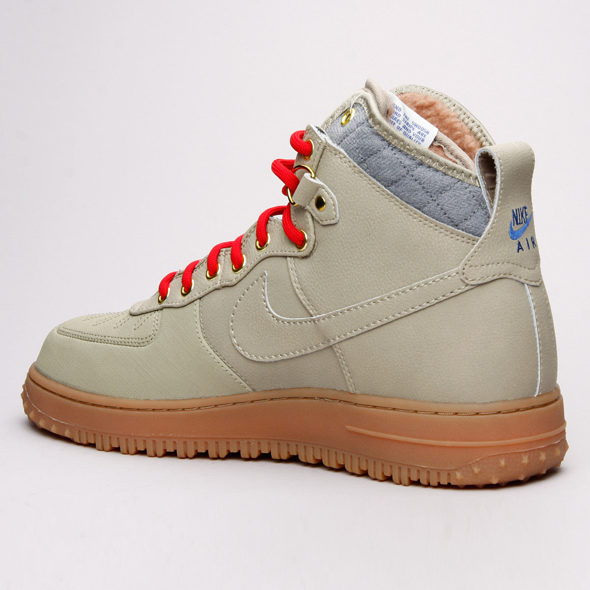 Parker Dusseau Style Review Nike Duck Boot Air Force One San Francisco