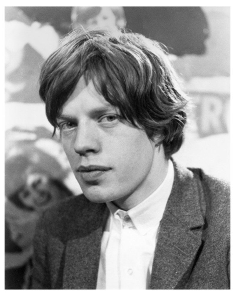 Mick Jagger Air Tie Fashion Music