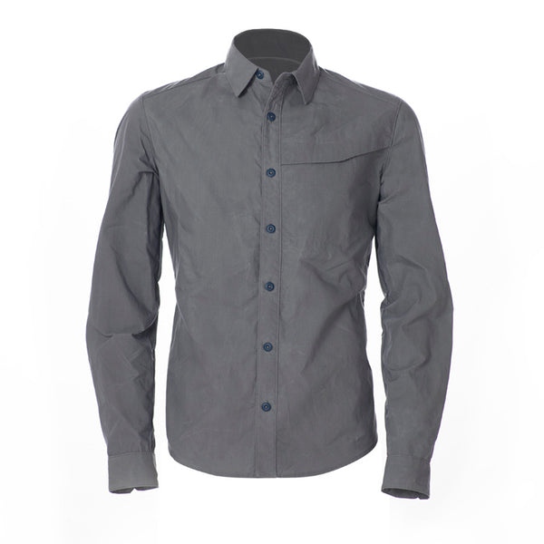 ArchiTec Livingstone Overshirt - Ash