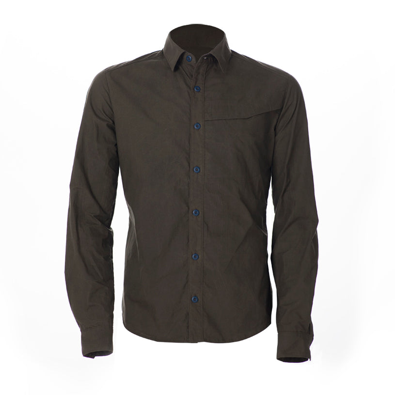 ArchiTec Livingstone Overshirt - Commando Overshirt- Parker Dusseau : Functional Menswear Essentials for the Always Ready Lifestyle. Based in San Francisco, California