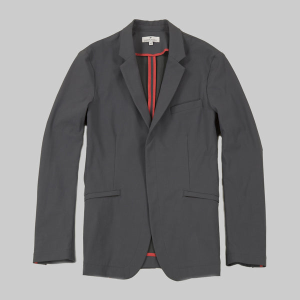 Utility Travel Blazer - Pewter