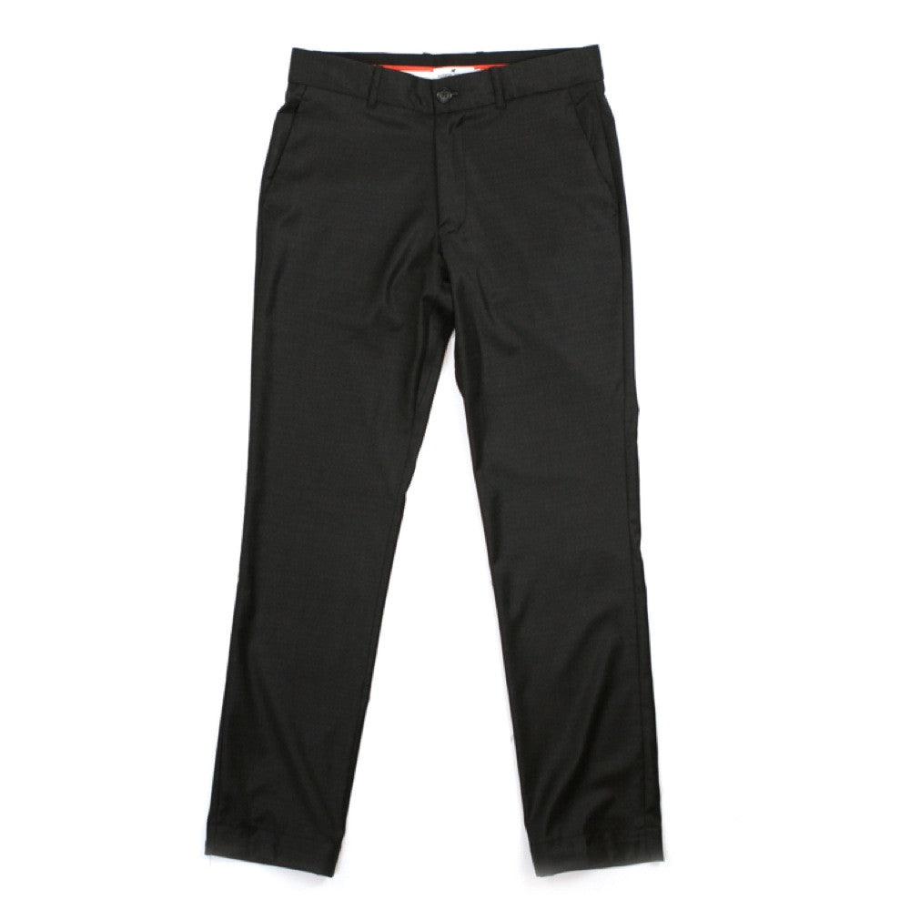 Merino Commuter Suit Pant - Charcoal Suit Pant- Parker Dusseau : Functional Menswear Essentials for the Always Ready Lifestyle. Based in San Francisco, California