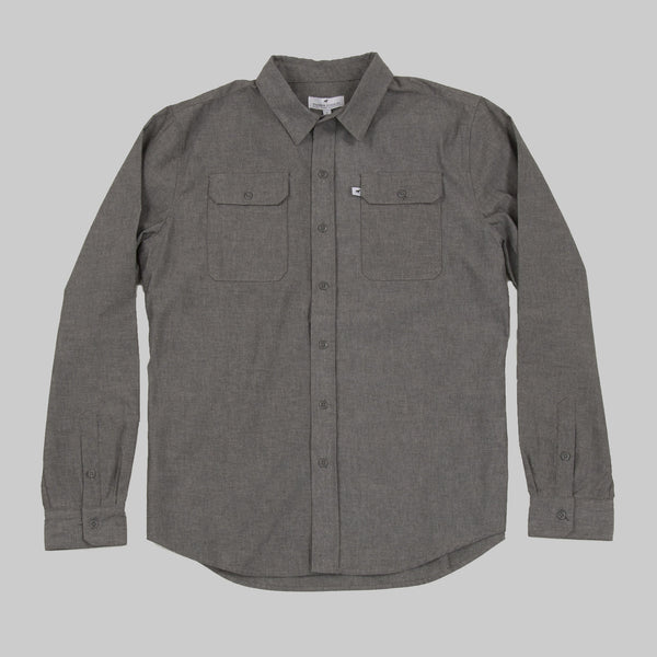 Classic Work Shirt - Charcoal