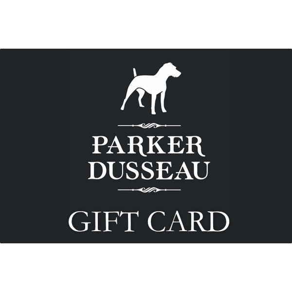 Parker Dusseau Gift Card Gift Card- Parker Dusseau : Functional Menswear Essentials for the Always Ready Lifestyle. Based in San Francisco, California