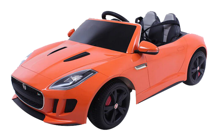 Jaguar F-Type 12V Kids Ride On Car With Remote Control