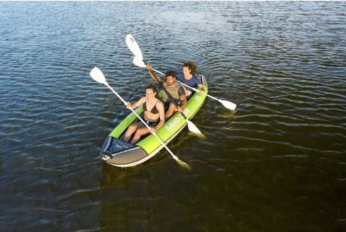 PREORDER AQUA MARINA INFLATABLE KAYAK LAXO 3 PERSON LA-380