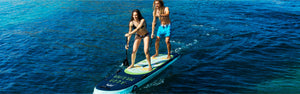 Aqua Marina SUPER TRIP 2 PERSON ISUP - Green