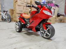 Load image into Gallery viewer, Kids Ride On Electric Motor Trike Ages 1 to 5