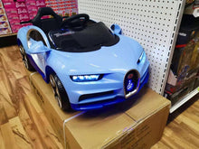 Load image into Gallery viewer, Bugatti Style 12V Kids Ride On Car With Remote Control
