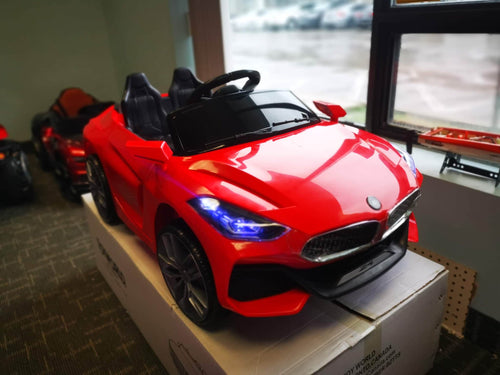 BMW Z4 Style 12V Kids Ride On Car with Remote Control