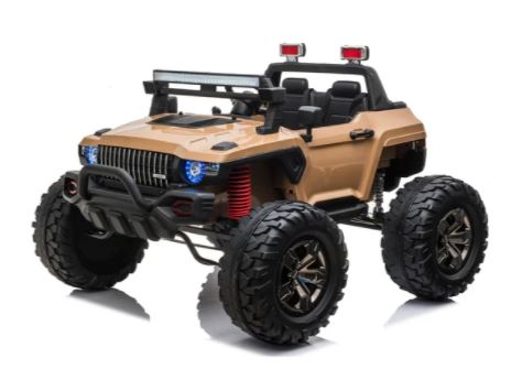 PREORDER 12V OFFROAD TRUCK 2 SEATER KIDS RIDE ON CAR WITH REMOTE CONTROL