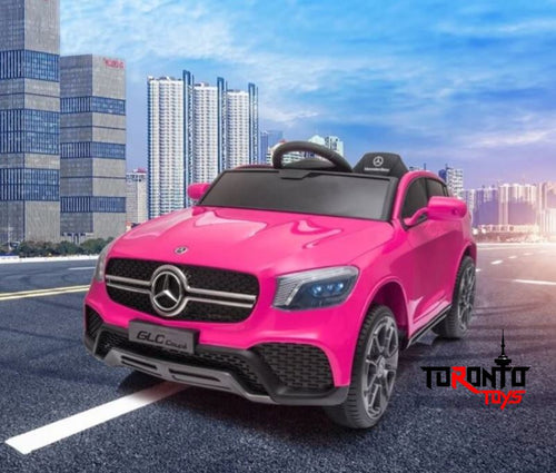 Mercedes Benz GLC 12V Kids Ride On Car With Remote Control