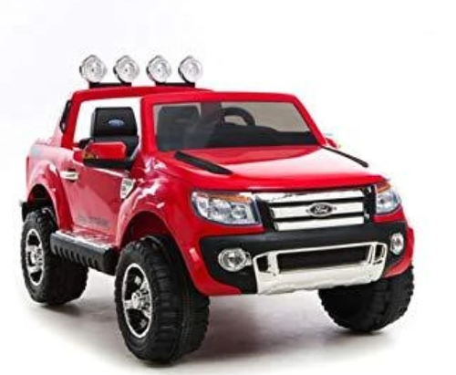 Ford Ranger Style 12V Kids Ride On Car With Remote Control
