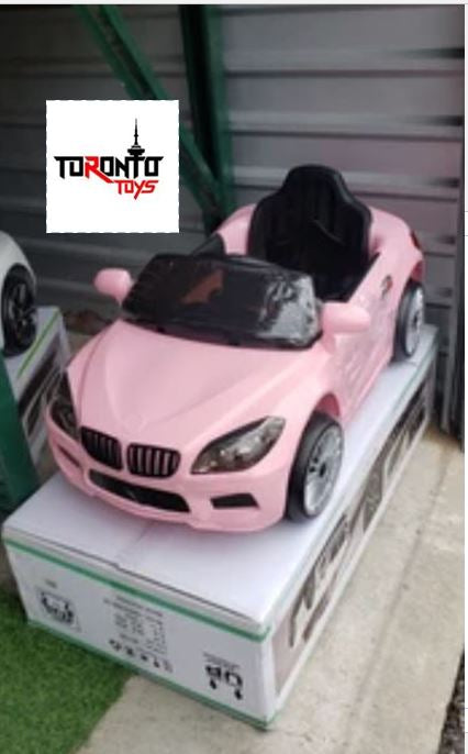 BMW Style Kids Ride On Car With Remote Control