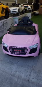 Audi Style 12V Kids Ride On Car With Remote Control