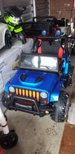 Load image into Gallery viewer, Jeep Style 12V Kids Ride On Car with Remote Control