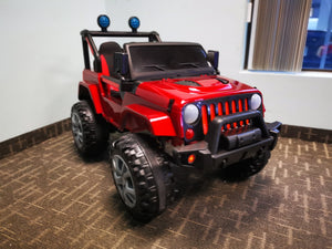 Jeep Style 12V Kids Ride On Car with Remote Control