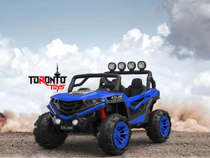 24V Dune Buggy 2 Seater Kids Ride On Car With Remote AND Phone App