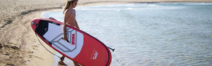 Aqua Marina Wave ISUP - RED