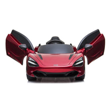 Load image into Gallery viewer, Mclaren 720S 12V Kids Ride On Car With Remote Control