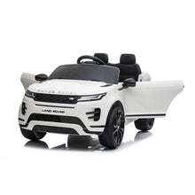 Load image into Gallery viewer, Range Rover Evoque 12V Kids Ride On Car With Remote Control