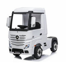 Load image into Gallery viewer, Mercedes Benz Actros 12V Kids Ride On Car With Remote Control