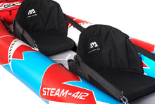 Load image into Gallery viewer, AQUA MARINA INFLATABLE KAYAK STEAM 2 PERSON ST-412