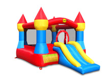 Load image into Gallery viewer, PREORDER Happy Hop Bouncy Castle With Slide