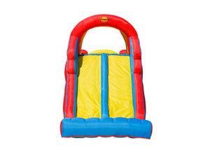 PREORDER Happy Hop Mega Slide Bouncy Castle