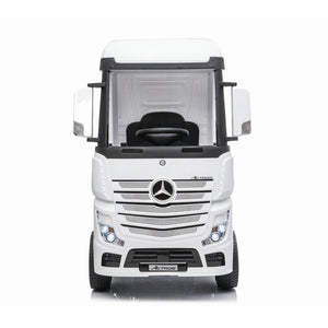 Mercedes Benz Actros 12V Kids Ride On Car With Remote Control