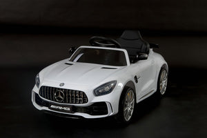 Mercedes Benz AMG GTR 12V Kids Car with Remote Control