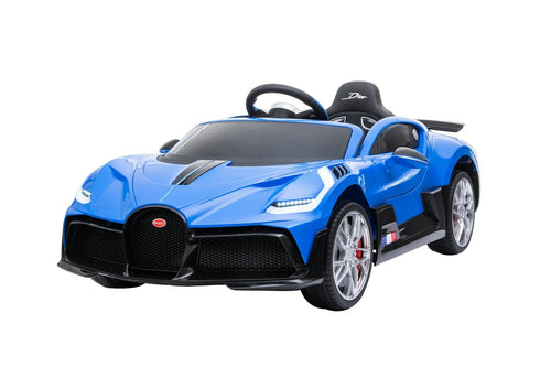 Bugatti Divo 12V Kids Ride On Car With Remote Control