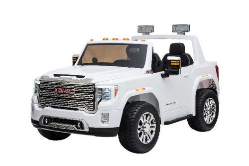 GMC Sierra 12V 2 Seater Kids Ride On Car With Remote Control