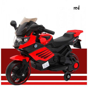 Kids Ride On Electric Motorbike (with removable training wheels) Ages 1-4