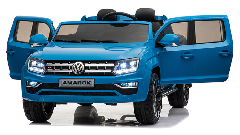 Volkswagen Amarok 12V 2 Seater Kids Ride On Car With Remote Control