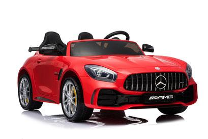 Mercedes Benz AMG GTR 12V 2 Seater Kids Ride On Car With Remote Control