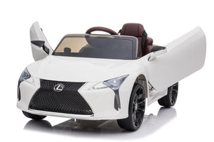 Lexus LC500 12V Kids Ride On Car With Remote Control DELUXE MODEL