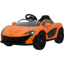 Load image into Gallery viewer, McLaren P1 12V Kids Ride On Car With Remote Control and Butterfly Doors